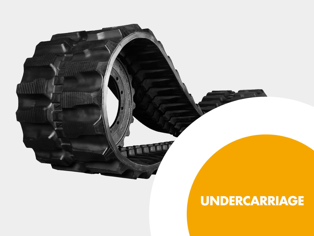 Undercarriage & Rubber Track