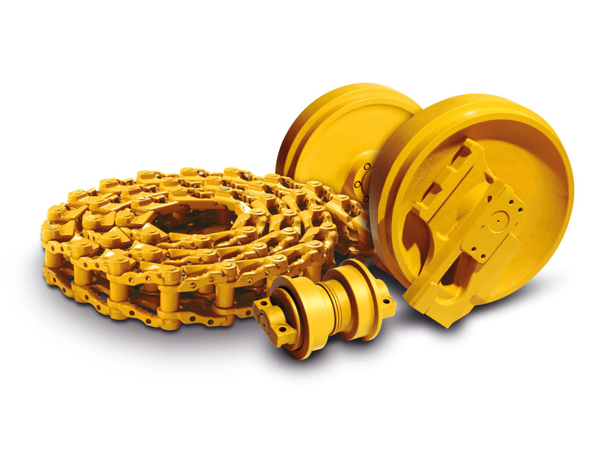 Trasteel Track Undercarriage