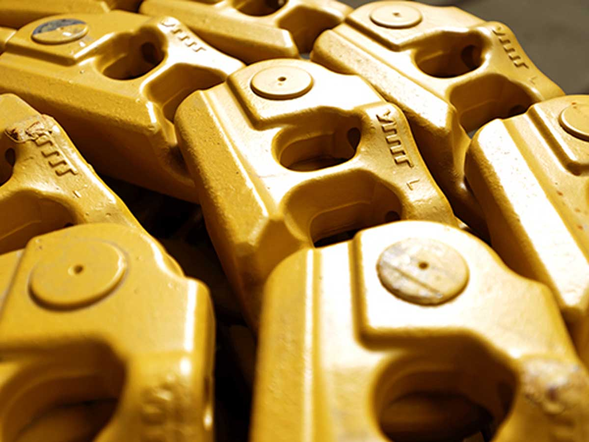 VMT Undercarriage
