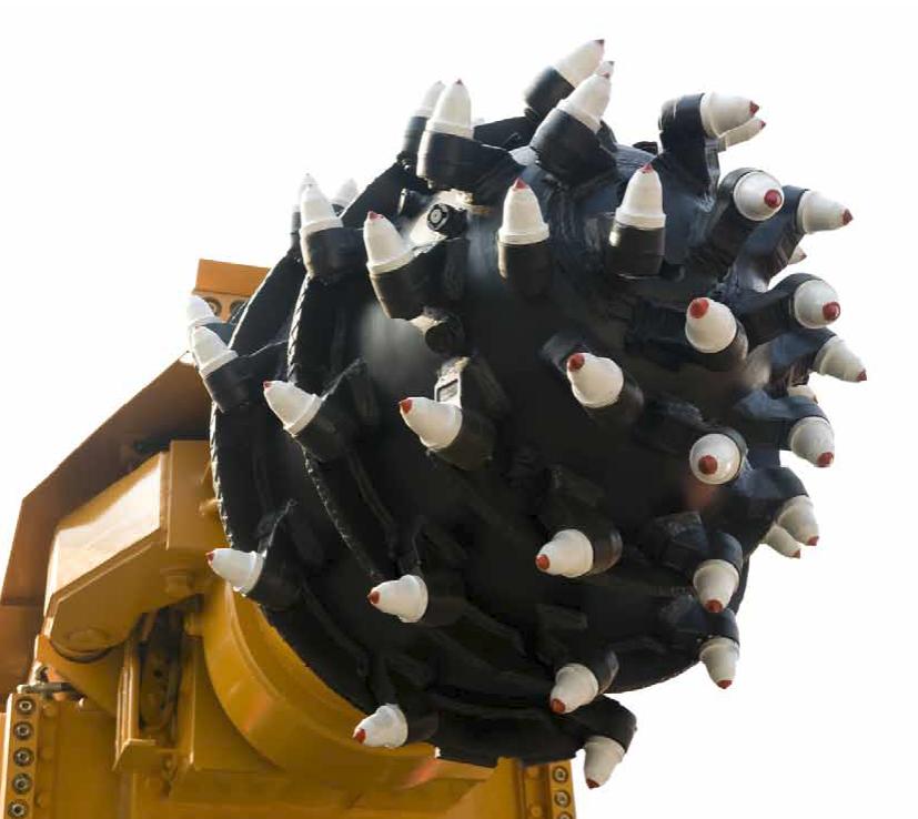 Trasteel Tools Milling Bits