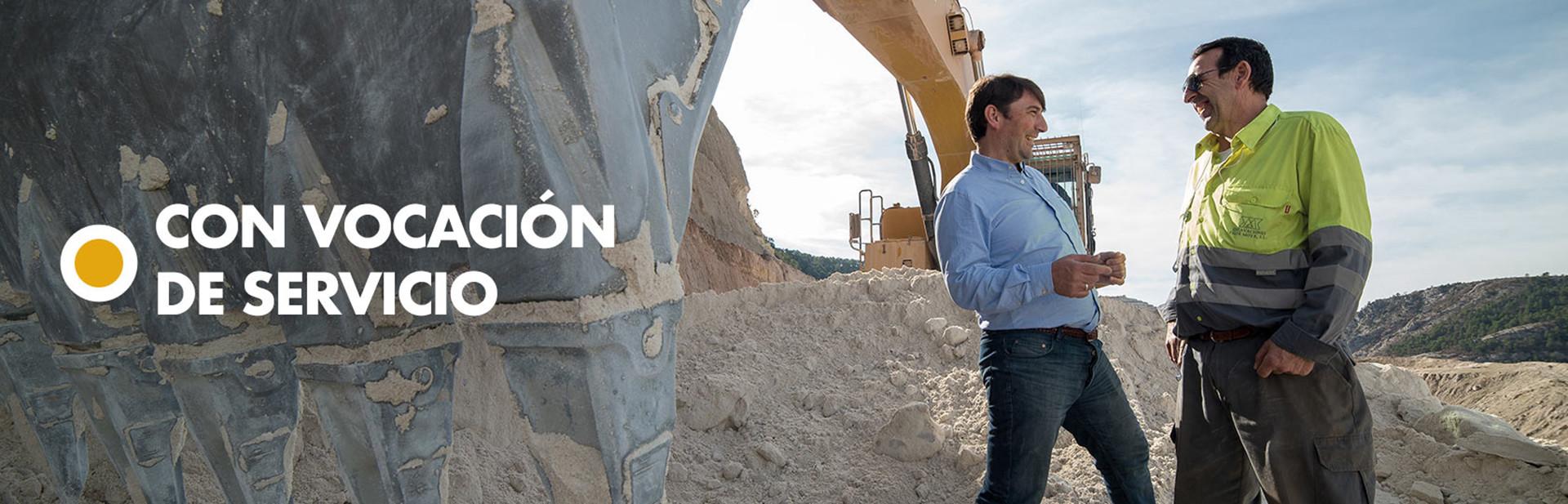 Repuestos para Maquinaria de Obra Pública, Construcción y Minería